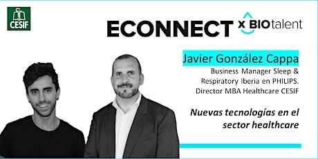 Biotalent eConnect x CESIF: Nuevas tecnologías en el sector healthcare entradas