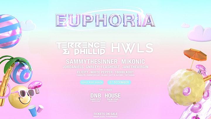 Euphoria Day Party image