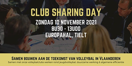 Club Sharing Day tickets