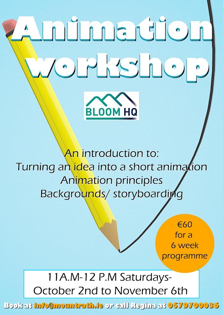 Animation Workshop image