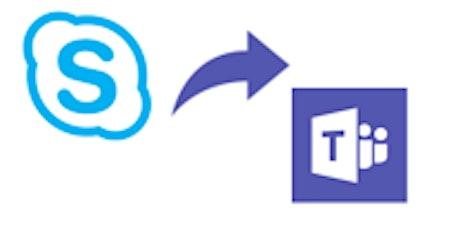 Webinar Passa da Skype for Business online a Teams tickets