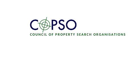 CoPSO Annual Conference tickets