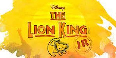 2021 DUBLIN JEROME DRAMA CAMP - Lion King, Jr. tickets