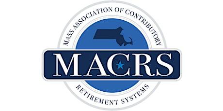 MACRS Kevin J. Regan Virtual Fall Conference 2021 Registration tickets