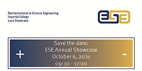 ESE Showcase 2021 tickets