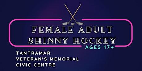 2021-22 Adult Female Shinny Hockey tickets