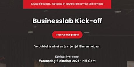 Businesslab Kick-off tickets