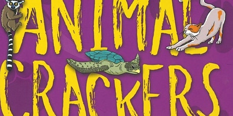 The Animal Crackers Family Challenge with Alan Nolan and Sarah Webb tickets