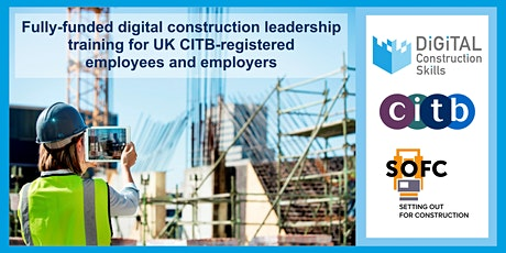 Digital Construction-Funding, training and support available for UK SMEs tickets