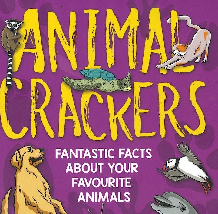The Animal Crackers Family Challenge with Alan Nolan and Sarah Webb image