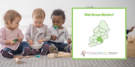 Hall Green District Network Meetings - 2021/22 tickets