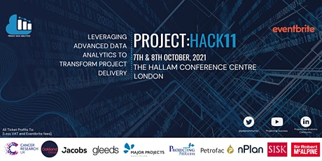 Project:Hack 11 tickets