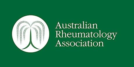 Australian Rheumatology Association (SA) Annual Scientific Meeting 2021 tickets