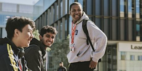 International Student Experience Talk (Online) tickets