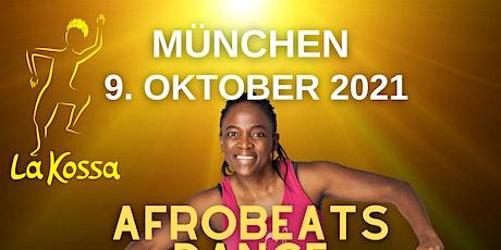 Afrobeats Dance Workshop bei Dance Station München Tickets