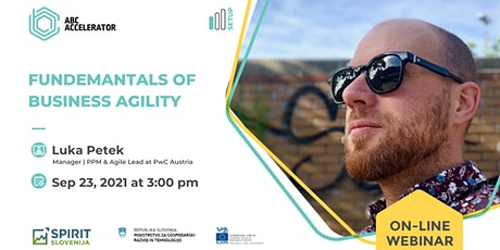 Fundamentals of Business Agility tickets
