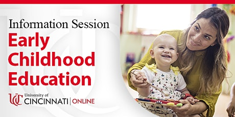 Info Session - UC Online's Early Childhood Education Programs tickets