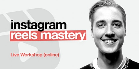 Instagram Reels Mastery tickets