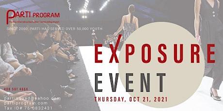 ExPosure Fashion Show tickets