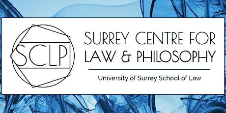 SCLP  Seminar: Alex Kaiserman (Oxford) tickets