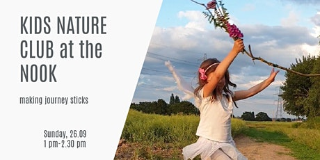 Children Nature Club at the Nook tickets