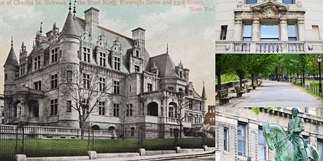 Exploring the Gilded Age Mansions and Memorials of Riverside Drive tickets