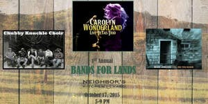 Bands for Lands - Pines & Prairies Land Trust...