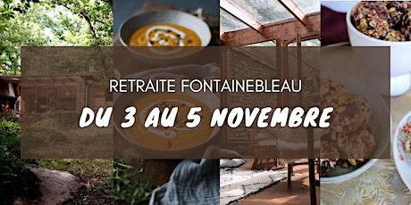 Retraite de Yoga Fontainebleau billets