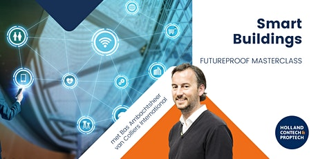Futureproof Masterclass | Smart Buildings tickets