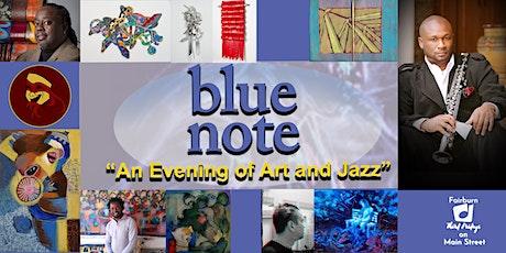 Art & Jazz in the Alley tickets