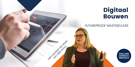 Futureproof Masterclass | Digitaal Bouwen tickets