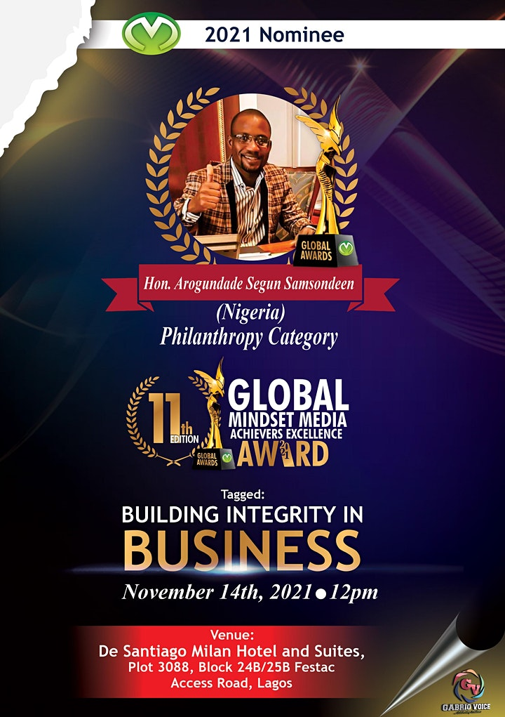 BUILDING INTEGRITY IN  BUSINESS image