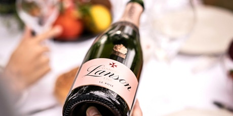 Lanson Champagne Dinner tickets