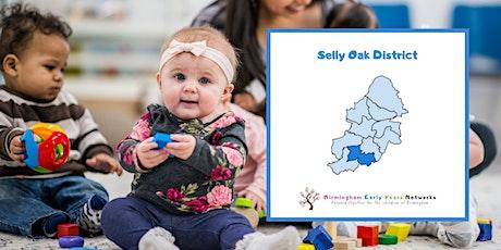 Selly Oak District Network Meetings - 2021/22 tickets