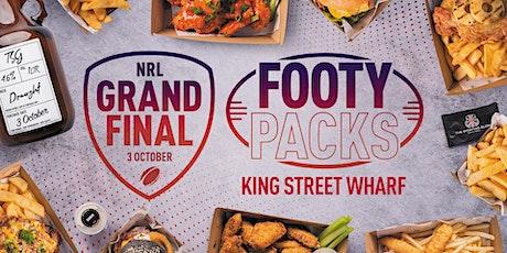 NRL Grand Final Night Takeaway Packs - King Street Wharf tickets