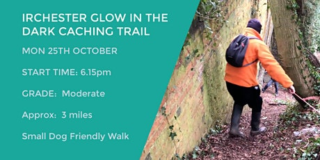 IRCHESTER GLOW IN THE DARK CACHING TRAIL | 3 MILES | EASY | NORTHANTS tickets