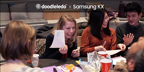 Doodleledo X SamsungKX: Get Creative and Doodle! tickets