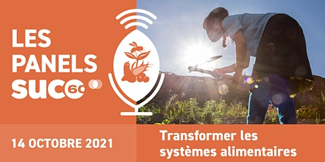 Panel « Transformer les systèmes alimentaires » billets