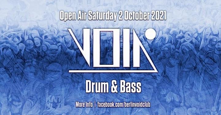 VOID Open Air | Drum & Bass (Last one): Bild