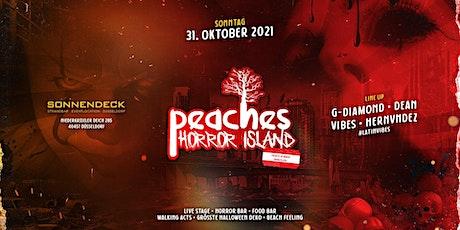 Peaches Horror Island 31.10. Sonnendeck Düsseldorf Tickets