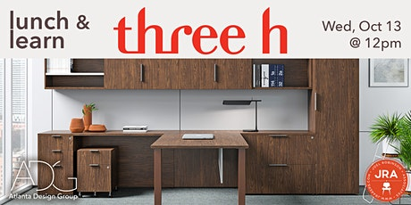 JRA / Three H Lunch & Learn on Wednesday October 13 @12 PM tickets