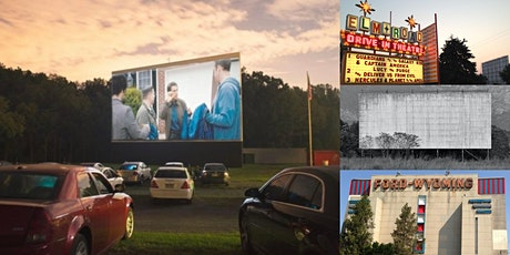 'Drive-in Movies: Rise, Fall, and Rebirth of an American Icon' Webinar tickets