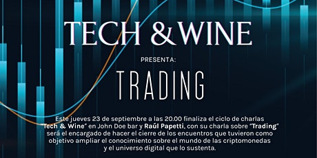 TECH & WINE THURSDAY entradas