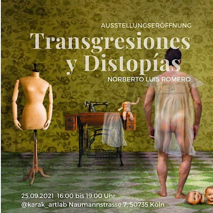 """Ausstellungseröffnung  """"Transgressionen und Dystopien"""": Bild"""