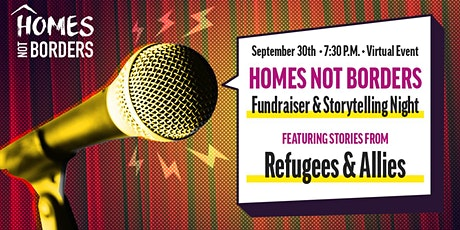 Fundraiser  and Storytelling Night tickets