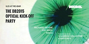[dB2015 Showcase] RICHARD DEVINE (live) RAICA (live)...