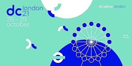droidcon London 2021 tickets