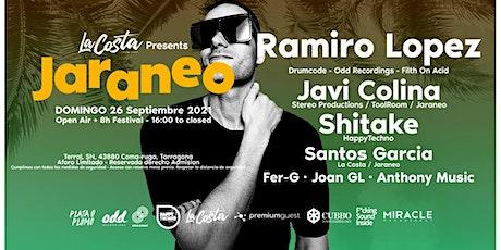 La Costa & Jaraneo pres. RAMIRO LOPEZ (Drumcode) entradas
