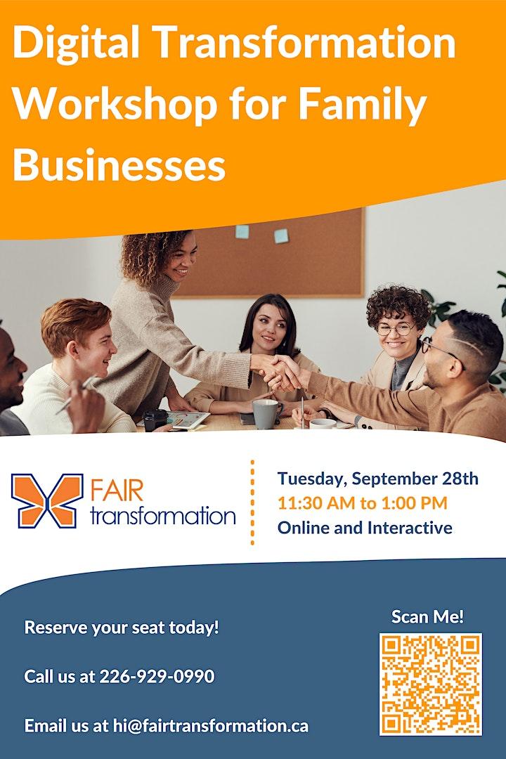 Digital Transformation Workshop image