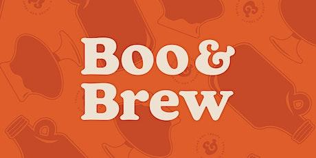 Boo 'N' Brew tickets
